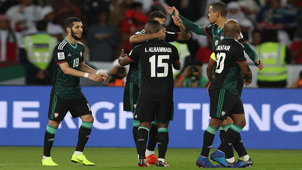 Rượt đuổi kịch tính, UAE đả bại Kyrgyzstan 3-2 sau 120 phút